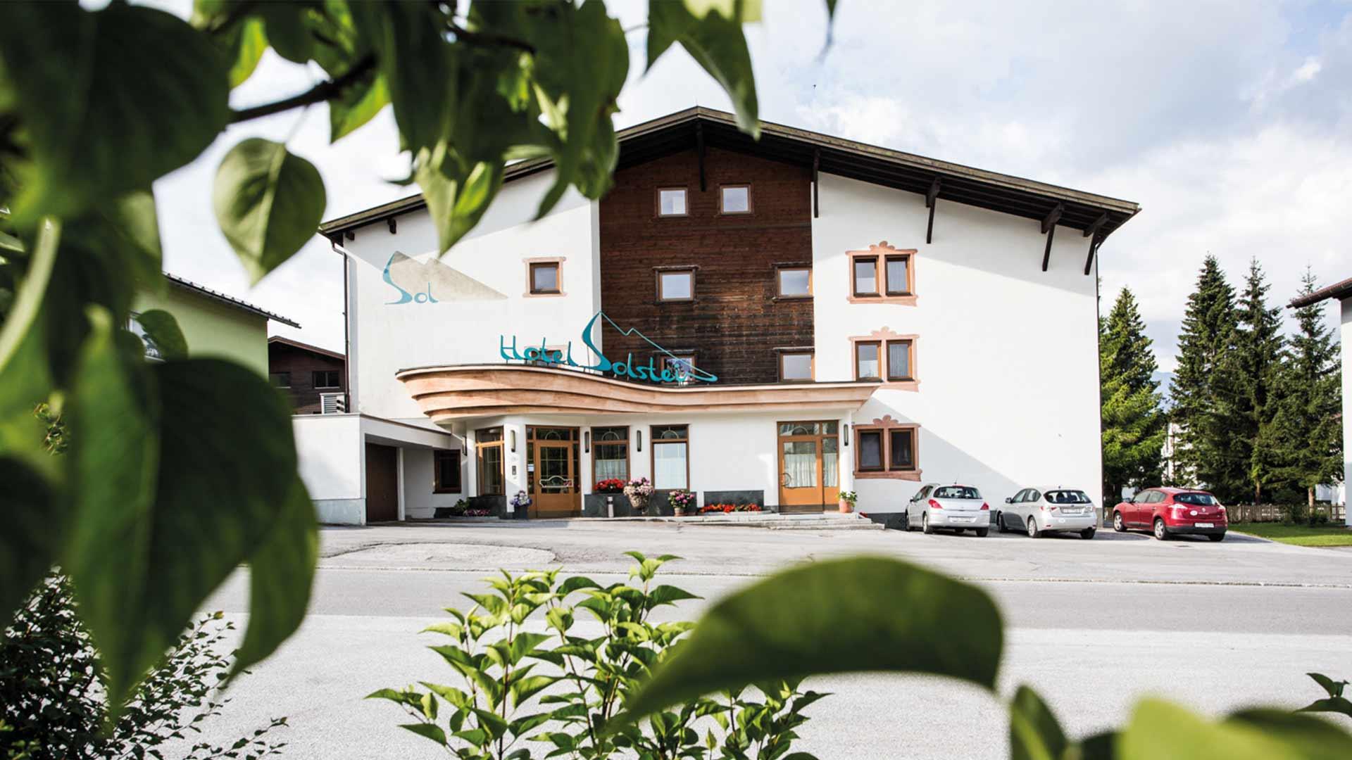Hotel Solstein Seefeld: