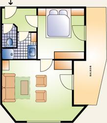 Hotel Solstein Seefeld: familiensuite